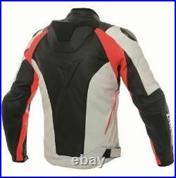 2020 Hommes Moto Veste en Cuir Piste Courses MOTOGP Vestes de Motard en Cuir CE