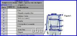 Aprilia RSV4 Hommes Moto Veste Cuir Courses MOTOGP Motard Blousons Cuir Armure