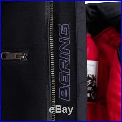 BERING veste en cuir Creedo noir blouson moto M