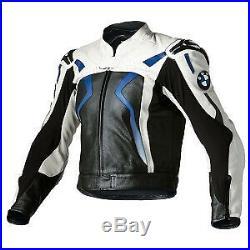 BMW Hommes Veste En Cuir Motorcycle Jackets Lederjacken Vestes Motards