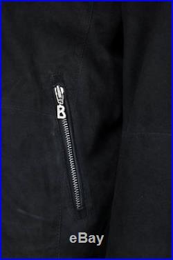 BOGNER JEANS veste homme en cuir blouson, gr. M (comme l) WOW 1004951-5323