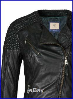Blouson cuir taille xs