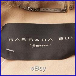 Barbara bui Veste en Fourrure GR. XS Multicolore Femme D'Hiver Blouson