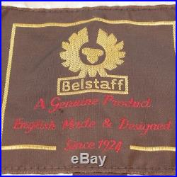 Belstaff Blouson en Cuir Gr. De 40 It 46 Marron pour Femme Veste Biker Jacke