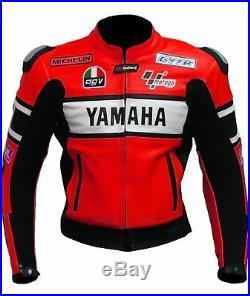 Biker Cuir Veste Moto Cuir Veste Hommes Vêtement En Cuir Motorbike Eu-52