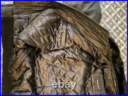 Blouson Cuir Noir Mac Douglas GERRY Medium (T 50)