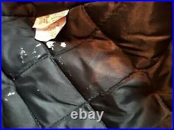 Blouson Perfecto Schott Noir Taille Us 42
