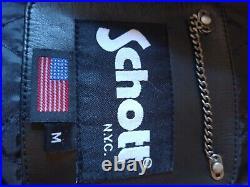 Blouson Schott, acheté en 2012, jamais porté, neuf avec étiquette