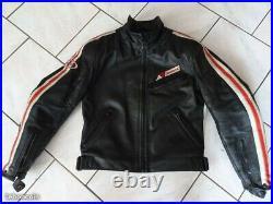 Blouson Veste moto DAINESE en cuir Style Vintage