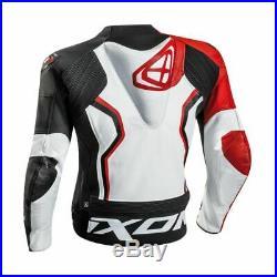 Blouson/Veste moto cuir homme IXON FALCON neuf