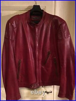Blouson cuir Dolce&Gabbana