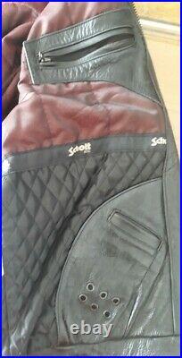 Blouson cuir Schott Taille L Superbe état