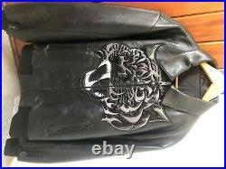 Blouson cuir neuf avirex taille L