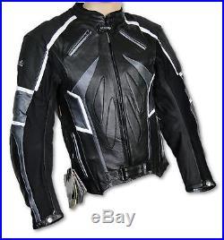 Blouson moto, veste, moto, veste en cuir, Atrox nf-1111 gr. 7XL