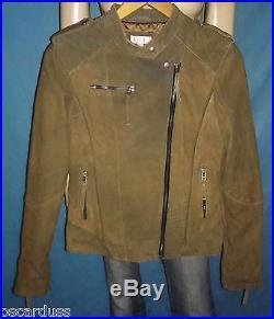 Blouson veste GHARANI STROK london en cuir taille M SUPER ETAT