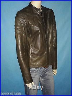 Blouson veste G-STAR new deanie en cuir taille L tres bon etat