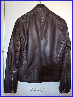 Blouson / veste cuir REDSKINS Neuve Taille S