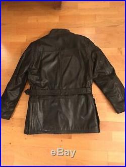 Blouson / veste de moto 3/4 HELSTON'S taille L état proche du neuf