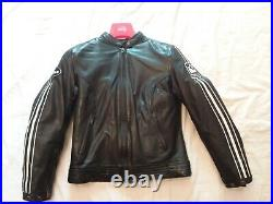 Blouson veste en cuir femme moto Helstons taille M