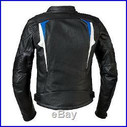 Bmw Moto Cuir Veste Biker Cuir Veste Vêtement En Cuir Motorbike Eu-46,50,54,60