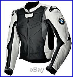 Bmw Motorbike Veste En Cuir Courses Giacca In Pelle Moto Motorrad Leder Jacke
