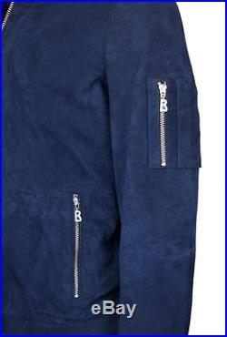 Bogner Jeans Blouson Veste en cuir NICK, Gr. M, L, XL, XXL WOW