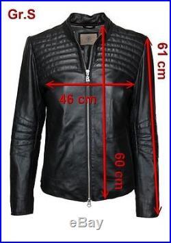 Bogner Jeans Veste en cuir Blouson, Gr. XS, S, M, L, XL NEUF