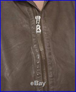 Bogner Jeans Veste en cuir Blouson JOHN, taille S (comme M) (6043 182)