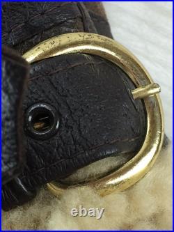 Brocante Schott B-3 / Veste Cuir Blouson / 42 / Cuir / Brw pour Hommes