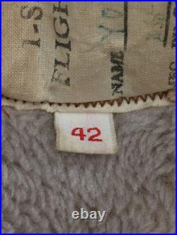 Brocante schott 70 / Veste Cuir Blouson 42 Cuir 1-S674-M-S pour Hommes