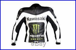 Courses Biker Cuir Veste Vêtement En Cuir Motorbike Moto Cuir Veste Eu 48-54-60