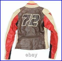 DAINESE ARWEN PELLE LADY 72 Veste de moto en cuir femme taille 42