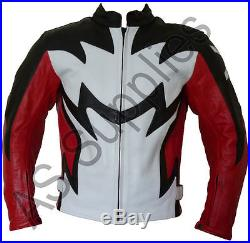 FEROCITY neXus Veste de Moto en Cuir Blouson Motard Toutes tailles