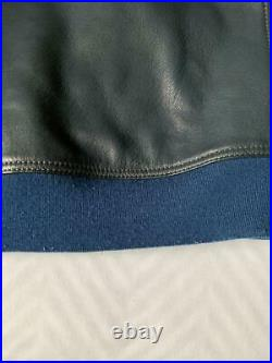 FLAT HEAD Peau de Cerf Veste Cuir Extérieur Blouson Homme 38 Japon Fabriqué
