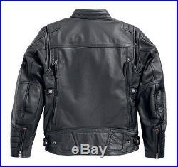 Harley-Davidson Blouson moto EXMOOR Gr. M Veste en cuir 97106-16VM/000M