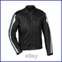 Hommes Bmw Moto Veste En Cuir Moto Chaqueta De Cuero Giacca In Pelle Biker