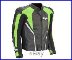Hommes Moto Vestes Cuir Bande Motard Courses Armure Protecteur Des Sports Fermez