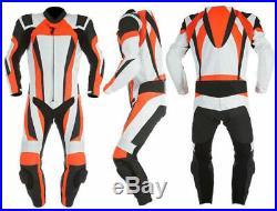 Hommes Motocycle Costume En Cuir Moto Veste En Cuir Motards Courses Pantalon