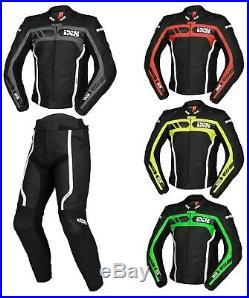 IXS RS-600 1.0 Blouson Moto Ou Pantalon Moto Tour Sport Combi Cuir