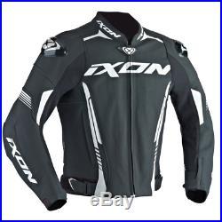 Ixon Vortex Moto Hommes Cuir Veste