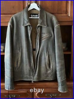 Jacket leather Schott Style Starsky Blouson cuir Schott Style Starsky