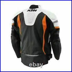 KTM NEU Moto Costume En Cuir Moto Veste En Cuir Motards courses Pantalon