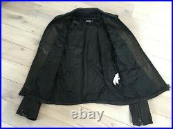 Magnifique blouson cuir D&G, Dolce Gabbana taille 48
