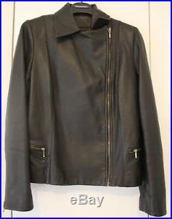 Magnifique veste/blouson en cuir CAROLL Taille 38 (valeur 350 euros)