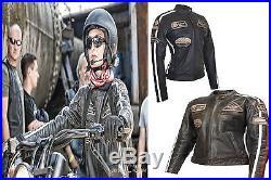 Moto Veste En Cuir Dames, Veste Pour Femme, Veste En Cuir Pour Femme Blouson