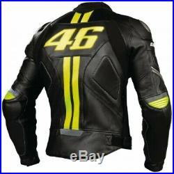 Neu Moto Costume En Cuir Moto Veste En Cuir Motards courses Pantalon Leather