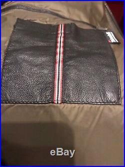 Oakwood Blouson Oakwood Footlose en cuir ref cco41613 Noir Neuf medium