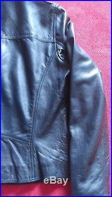 Oakwood NEUF Veste/Blouson Cuir de mouton Femme Taille 42- Valeur 399