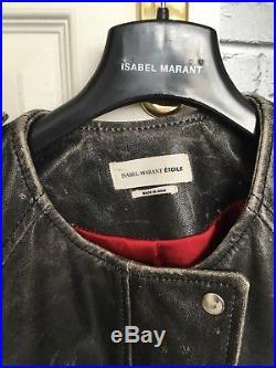 Perfecto Veste Blouson Cuir Isabel Marant Étoile 34 36