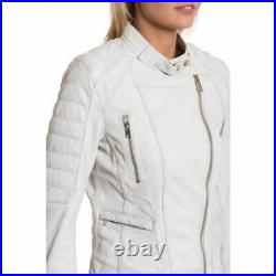 Promotion! Blouson Veste Oakwood Level Neuf Femme 100% Cuir Taille XL